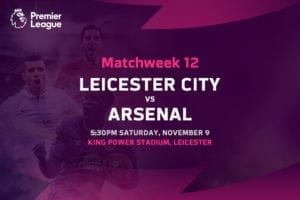 Leicester vs Arsenal EPL betting tips