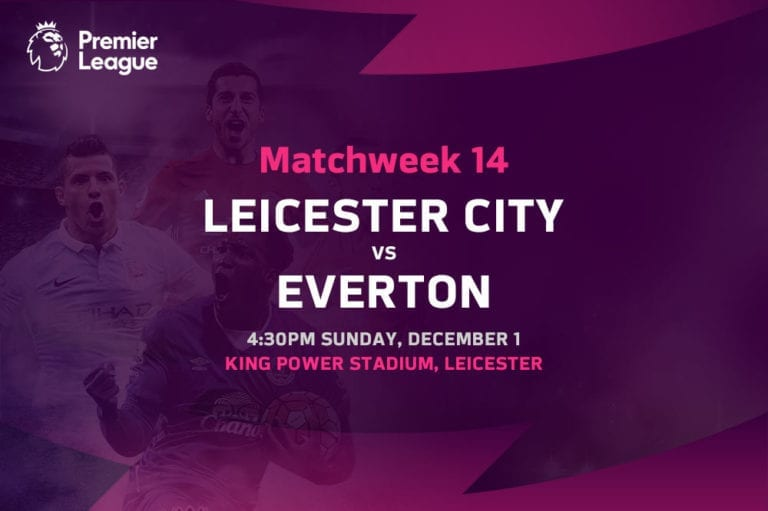 Leicester vs Everton EPL betting tips