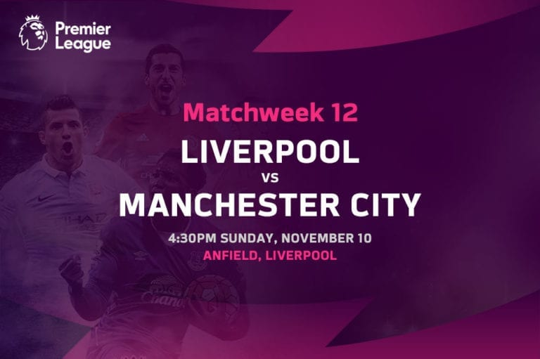 Liverpool vs Man City EPL betting tips
