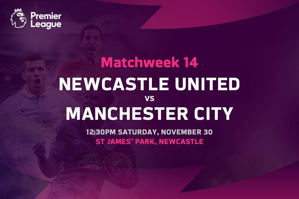 Newcastle vs Man City EPL betting tips