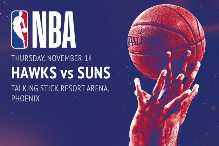 Hawks @ Suns NBA betting picks