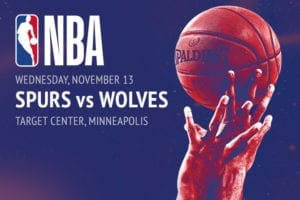 Spurs @ Timberwolves NBA betting picks
