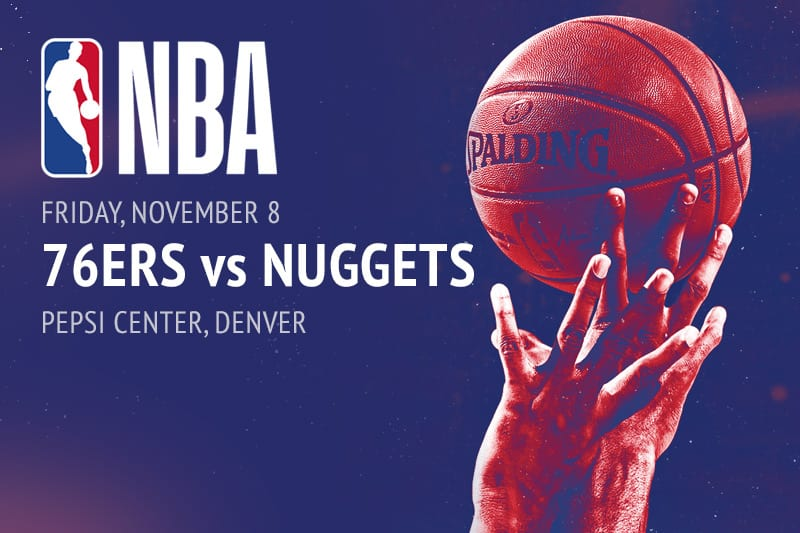 76ers @ Nuggets NBA betting tips