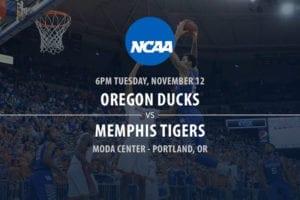 Oregon vs Memphis NCAAB betting picks