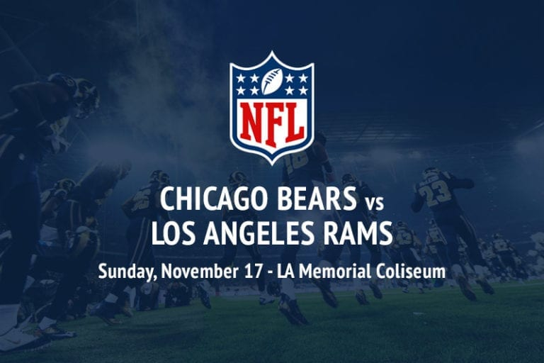 Bears @ Rams NFL betting tips