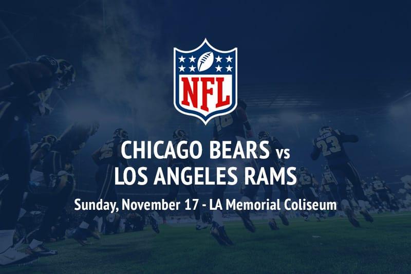 Bears @ Rams NFL betting tips