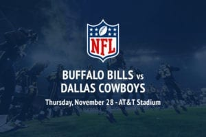 Bills @ Cowboys NFL betting picks