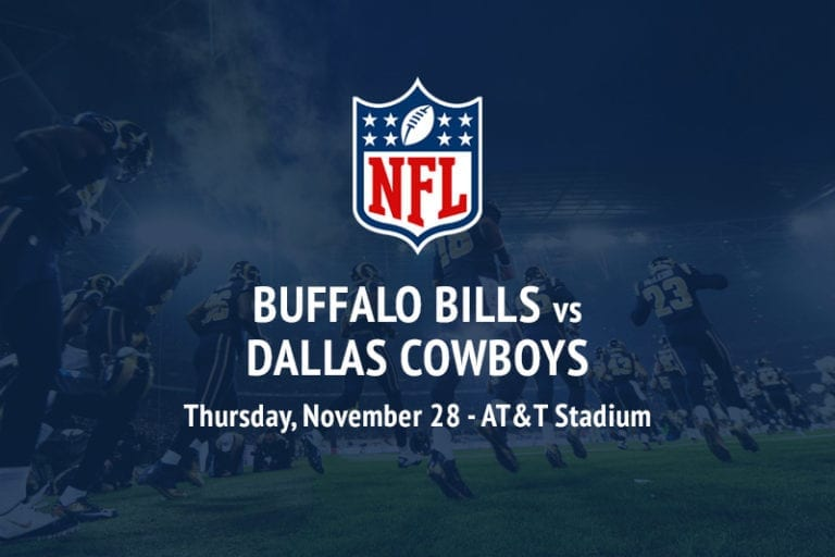 Bills @ Cowboys NFL betting picks