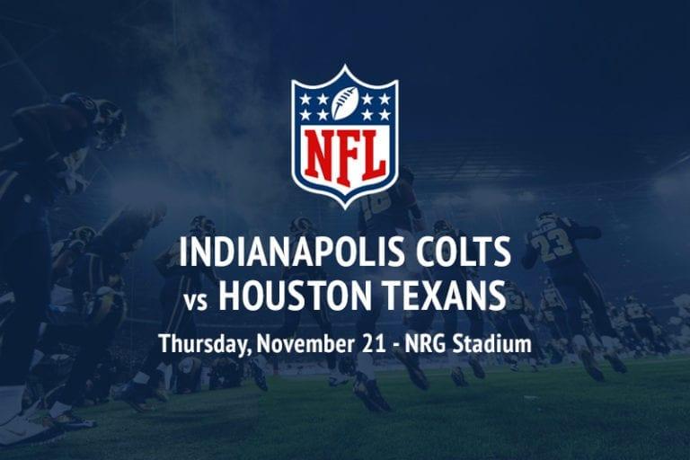 Colts @ Texans NFL betting picks