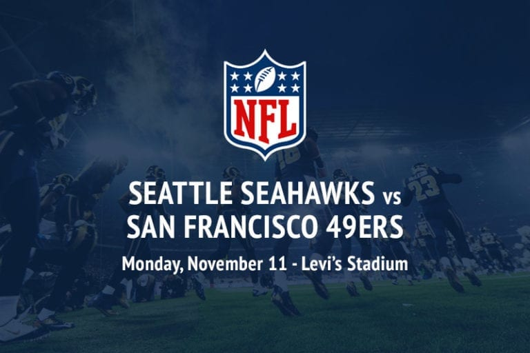 Seahawks @ 49ers NFL betting tips