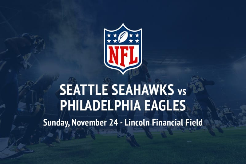 Seahawks @ Eagles NFL betting picks