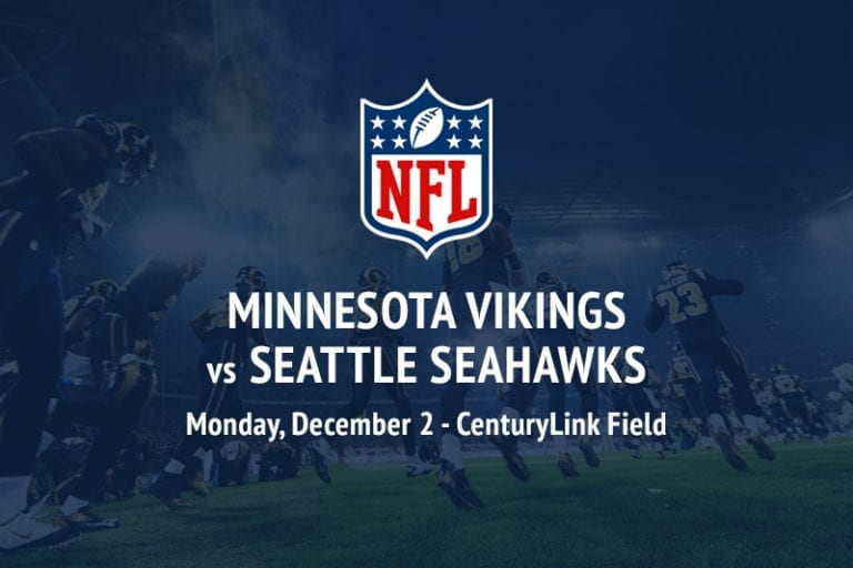 Vikings @ Seahawks NFL betting picks