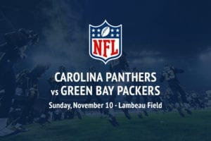 Panthers @ Packers NFL betting tips
