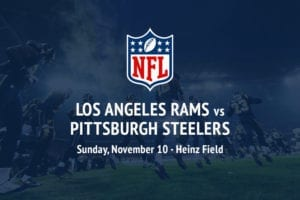 Rams @ Steelers NFL betting tips