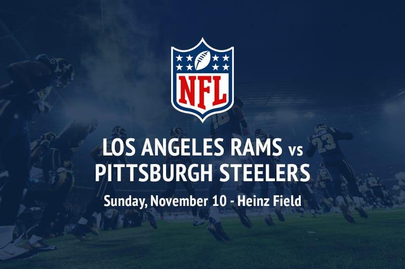 Rams @ Steelers NFL betting tips