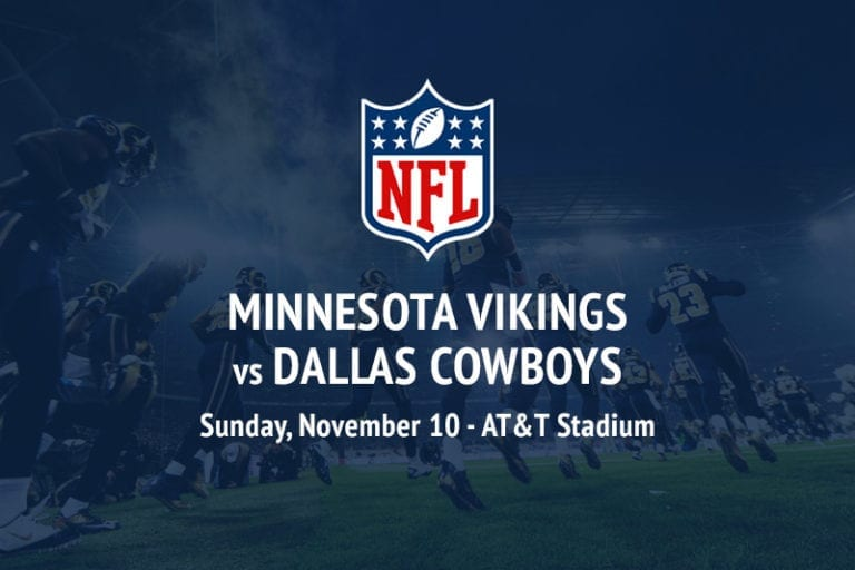 Vikings @ Cowboys NFL betting tips