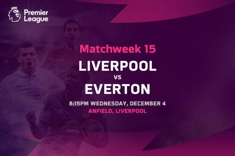 Liverpool vs Everton EPL betting tips