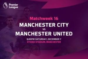 Man City vs Man United EPL betting tips