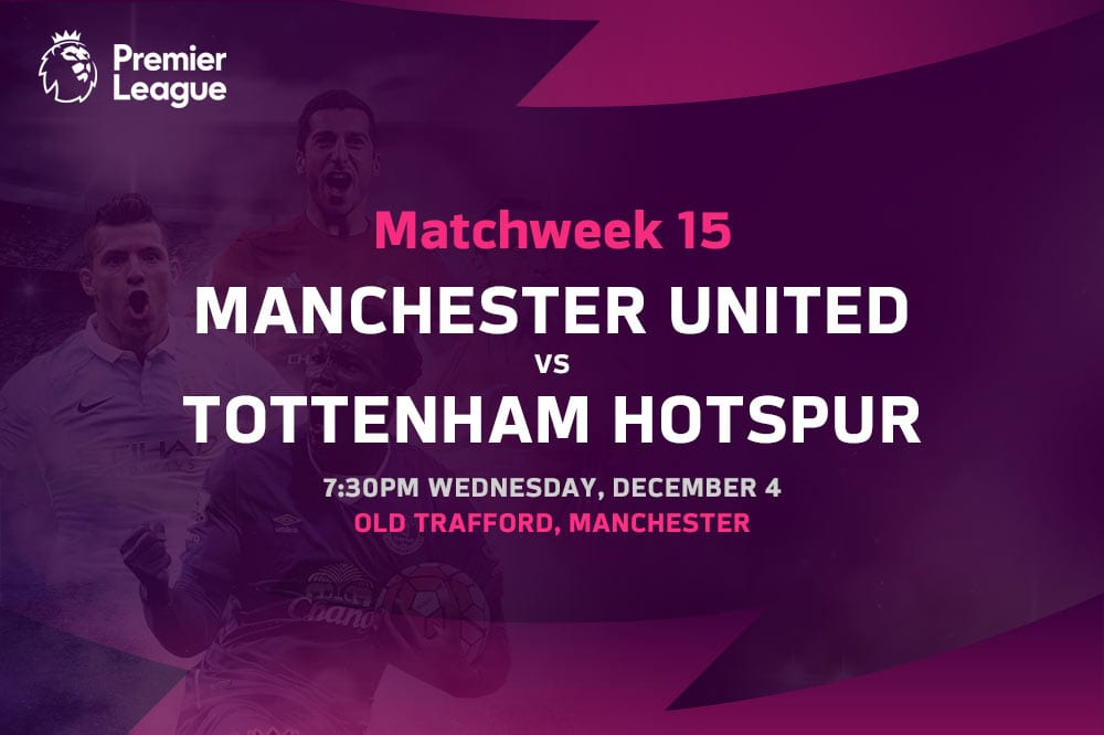 Man United vs Spurs EPL betting tips