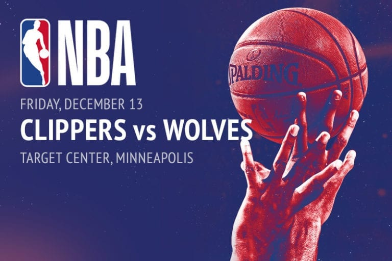 Clippers @ Wolves NBA betting picks