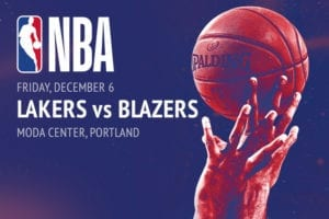 Lakers @ Blazers NBA betting picks