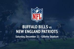 Bills @ Pats NFL betting picks