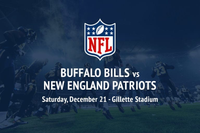 Bills @ Pats NFL betting picks