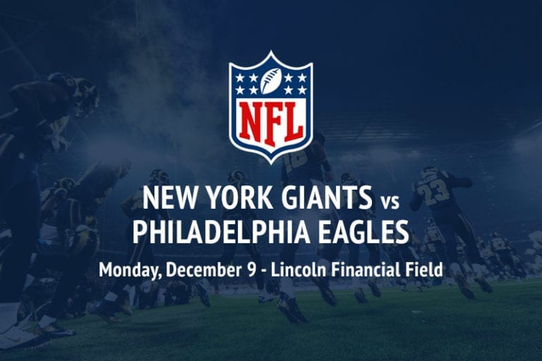 Giants @ Eagles NFL betting picks