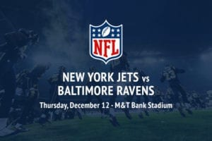 Jets @ Ravens NFL betting picks