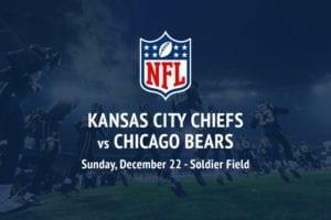 Chiefs @ Bears NFL betting picks