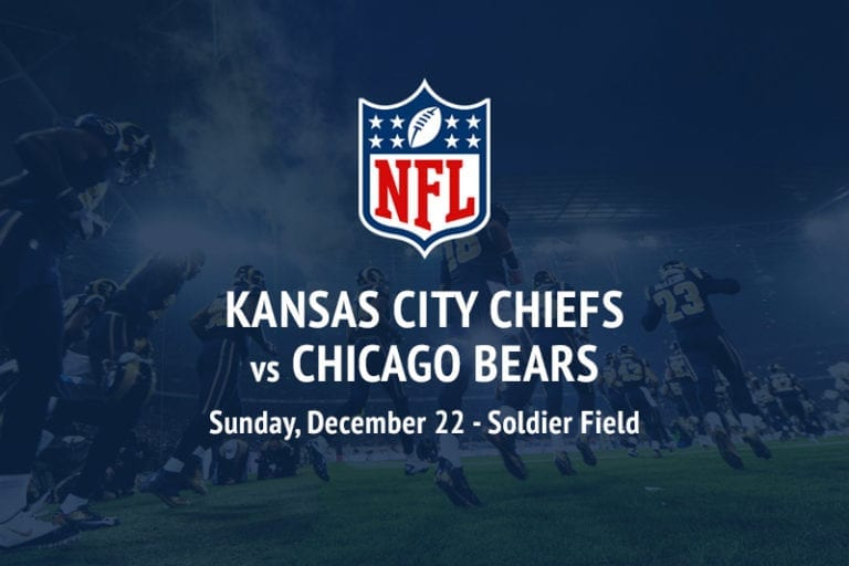 Chiefs @ Bears NFL betting picks