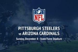 Steelers @ Cardinals NFL betting picks