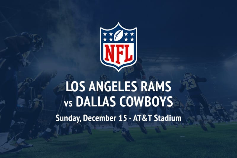 Rams @ Cowboys NFL betting picks