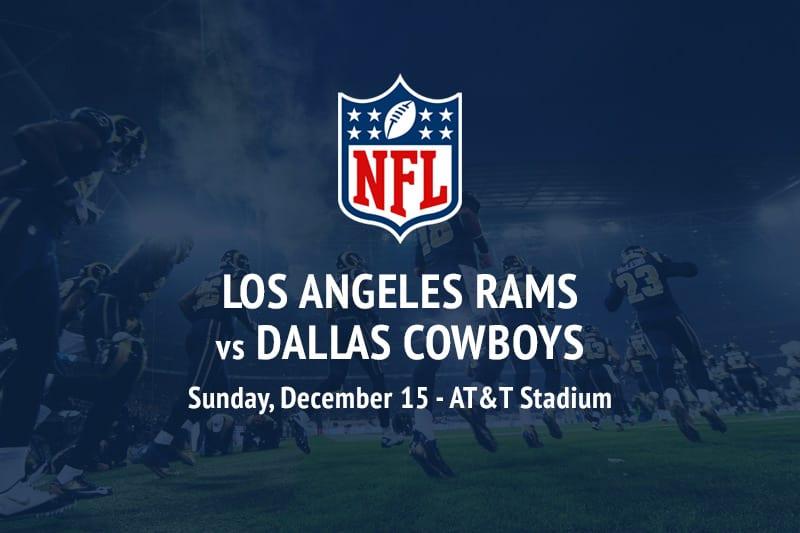 Rams @ Cowboys NFL betting picks