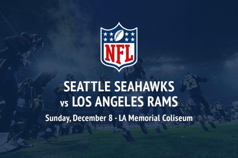 Seahawks @ Rams NFL betting picks