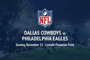 Cowboys @ Eagles NFL betting picks