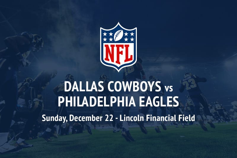 Cowboys @ Eagles NFL betting picks