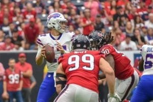 Buffalo Bills v Houston Texans betting predictions