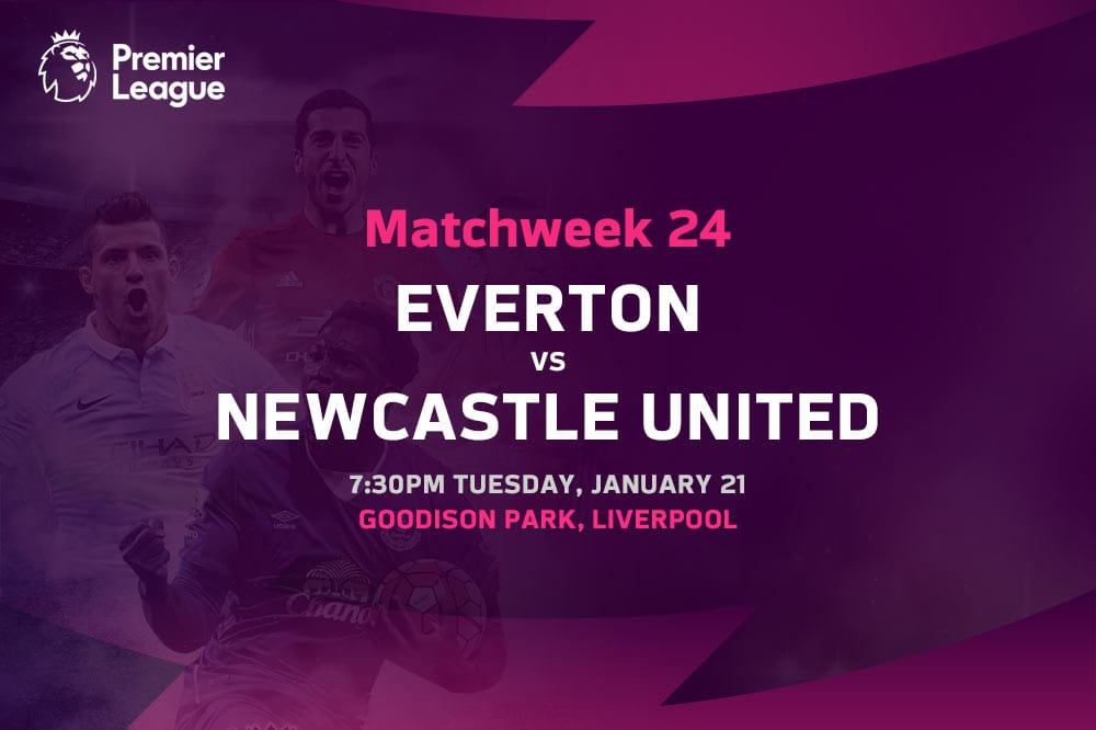 Everton vs Newcastle EPL betting tips