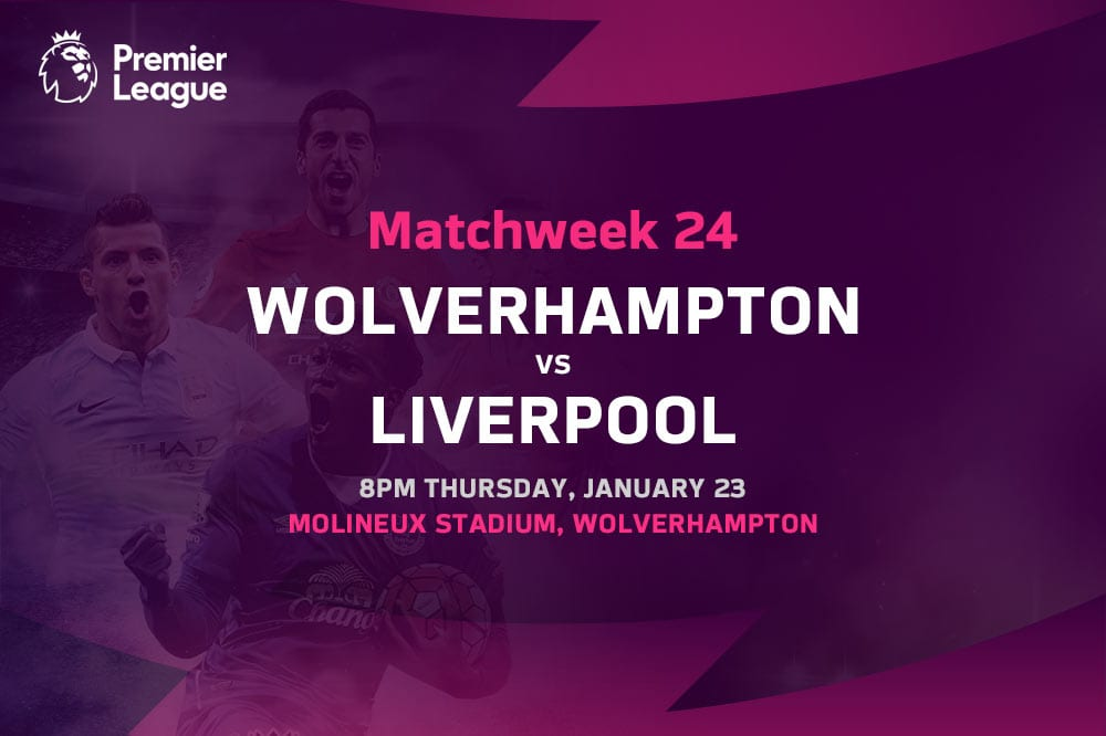 Wolves vs Liverpool EPL betting tips