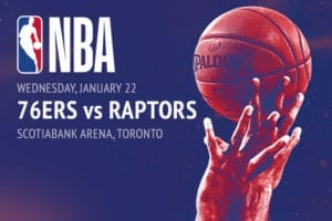 76ers @ Raptors NBA betting picks