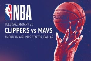 Clippers @ Mavericks NBA betting picks