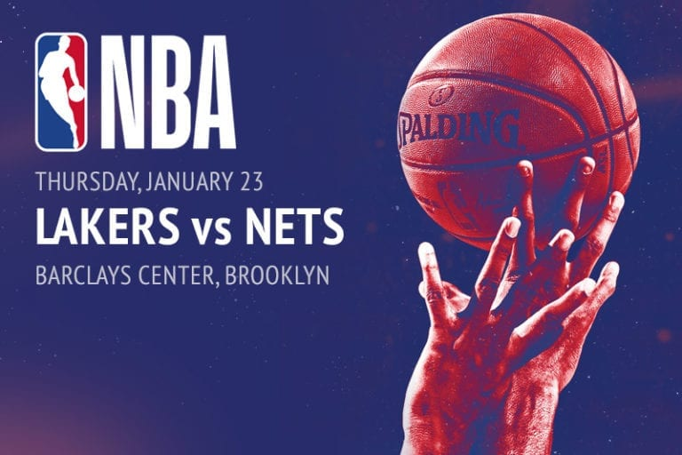 Lakers vs Nets NBA betting picks