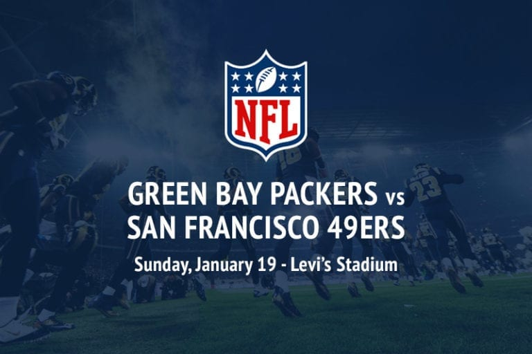 Packers @ 49ers NFC Championship betting picks
