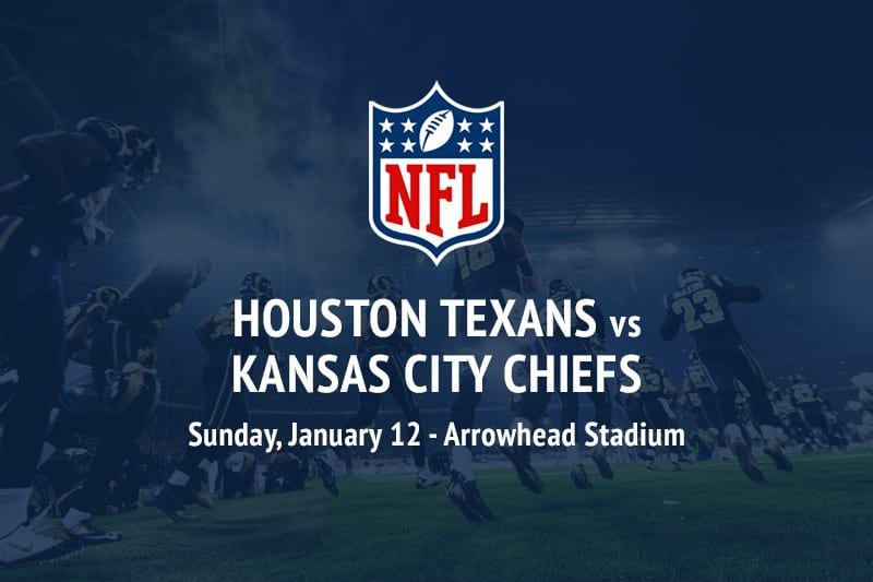 Texans @ Chiefs NFL Playoffs betting tips