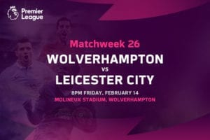 Wolves vs Leicester EPL betting tips