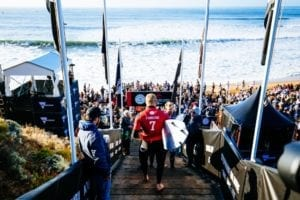 WSL cancels all pro surfing events until May 2020