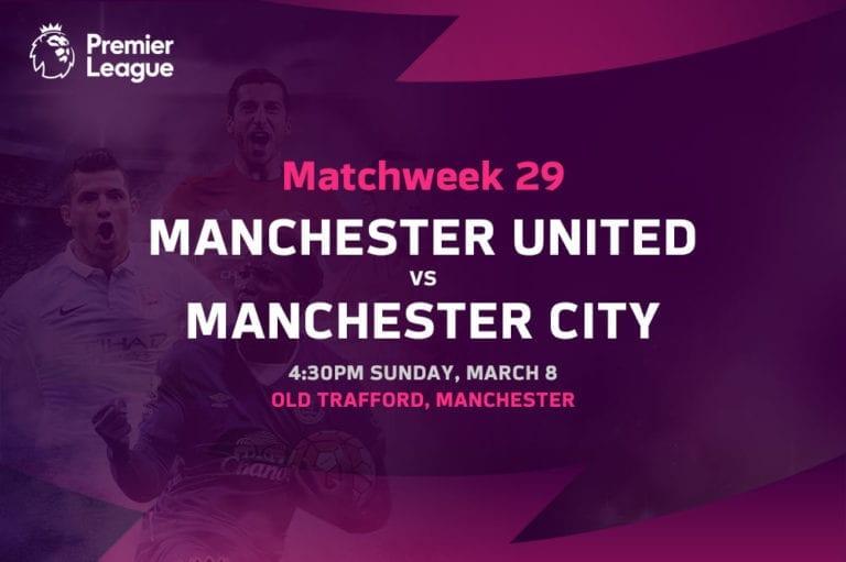 Man United vs Man City EPL betting tips