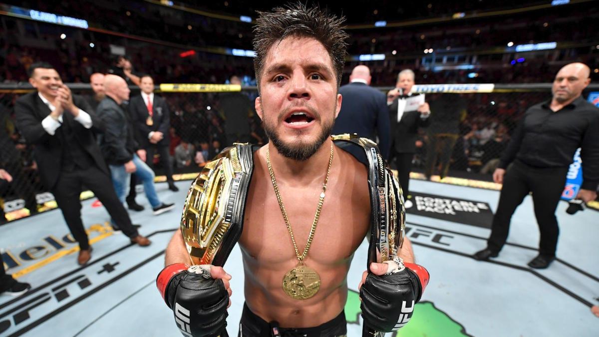 UFC 249 Vejudo v Cruz