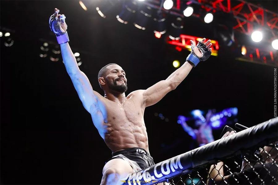 UFC betting news